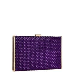 Сумка вечерняя, клатч Modo Gru, цвет: Фиолетовый