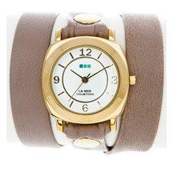 Часы La Mer Collections Odyssey Nude Gold
