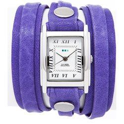 Часы женские La Mer Collections, цвет: Фиолетовый