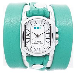 Часы La Mer Collections Simple Chateau Mint