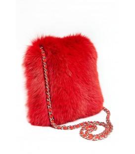 Дизайнерская сумка «Пламя любви»