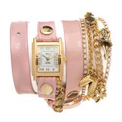 Часы женские La Mer Collections, цвет: Розовый