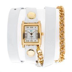 Часы женские La Mer Collections, цвет: Белый