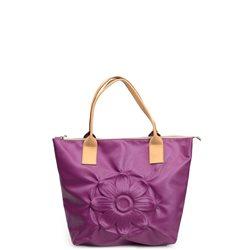 Сумка женская Longobardi, цвет: Фиолетовый