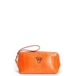 Сумка-клатч женская Ghibli, цвет: Оранжевый