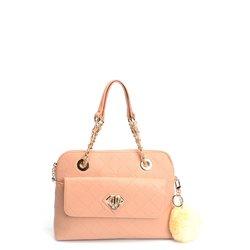 Сумка женская Fashion, цвет: Розовый