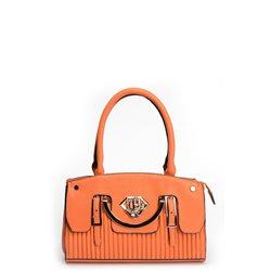 Сумка женская Fashion, цвет: Оранжевый
