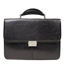 Портфель Cavalet, цвет: черный