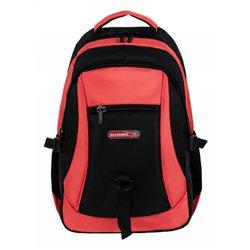 Рюкзак Alliance, цвет: черно-оранжевый