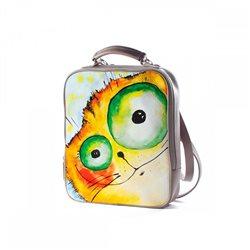 Рюкзак Crazy cat от Махаона