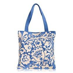 Дизайнерская сумка от MAPO, тема: Хохломской узор