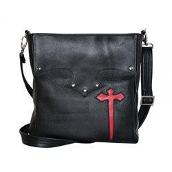 Дизайнерская сумка от MAPO, тема: Красный крест Otto Dix