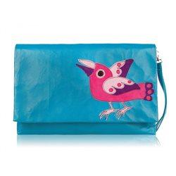 Дизайнерская сумка от MAPO, тема: Ворона