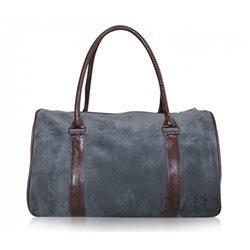 Дизайнерская сумка от MAPO, тема: Серость