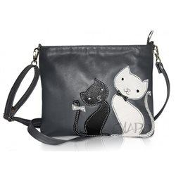 Дизайнерская сумка от MAPO, тема: Котики