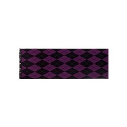 Шарф мужской ELEGANZZA, цвет: Фиолетовый