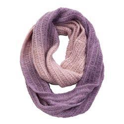 Шарф женский LABBRA, цвет: Фиолетовый