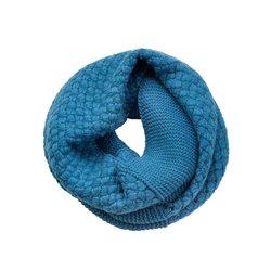 Шарф женский ELEGANZZA, цвет: Синий
