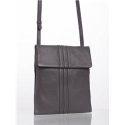 Сумка кросс-боди PIMO BETTI, цвет: Серый