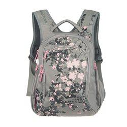рюкзак Grizzly, цвет: серый