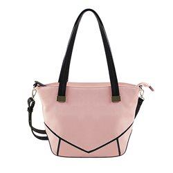Сумка дамская OrsOro, цвет: розовый