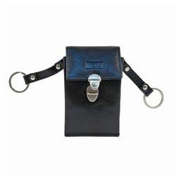 Ключница Mano, цвет: черный