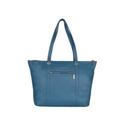 Сумка женская Fabretti, цвет: Синий