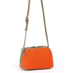 Сумка-клатч женская Pimo Betti, цвет: Оранжевый