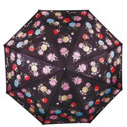 Зонт Flioraj, цвет: черный