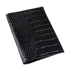 Обложка для паспорта BEFLER, цвет: Черный