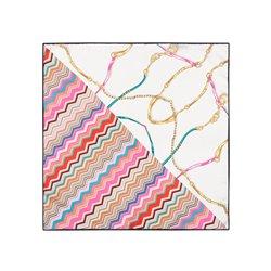 Шейный платочек ELEGANZZA, цвет: Фуксия