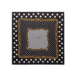 Шейный платочек ELEGANZZA, цвет: Черный